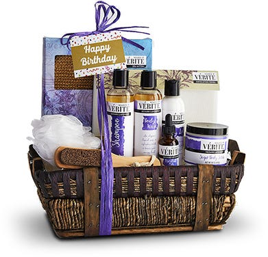 Birthday Gift Baskets Gourmet Food