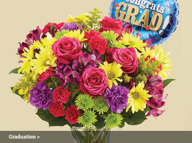 Graduation Flowers & Gifts