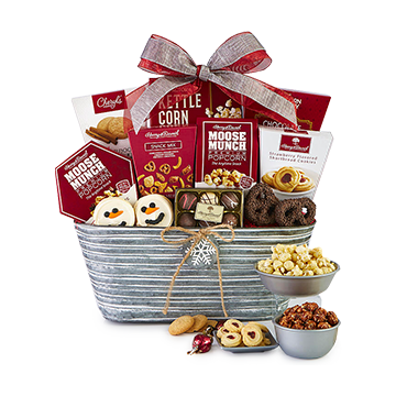 Christmas Gift Baskets & Gourmet Food