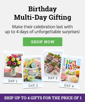 MultiDay Birthday Gifting