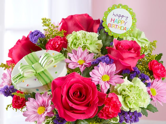 Birthday Flowers & Gifts