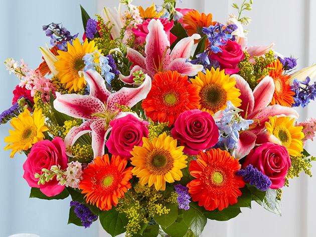Flowers | Flower Delivery | Fresh Flowers Online | 1-800-Flowers com