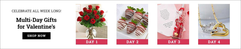 Valentine's Multiday Gifting