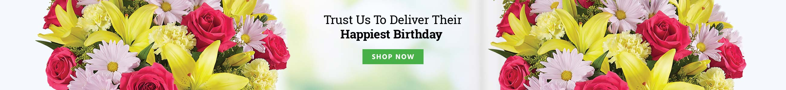 Trust Us To Deliver Their Happiest Birthday