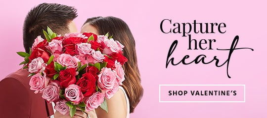Shop Valentine's Flowers