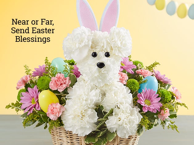 Easter Flowers & Gifts (4/12)