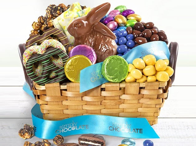 Easter Gift Baskets & Sweets