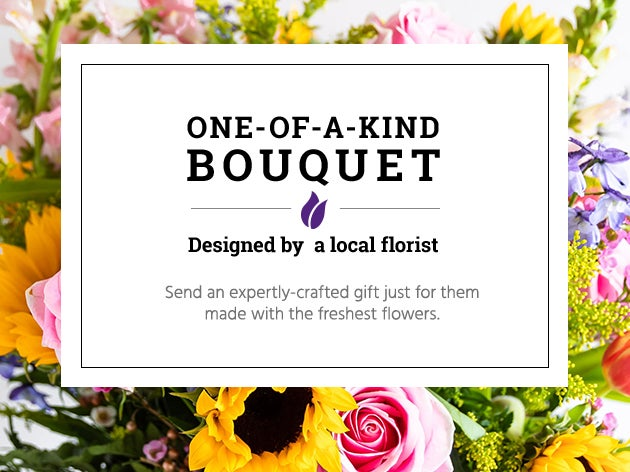 One-of-a-Kind Bouquet