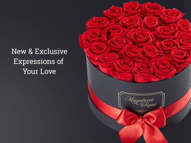 Valentine's Flowers & Gifts