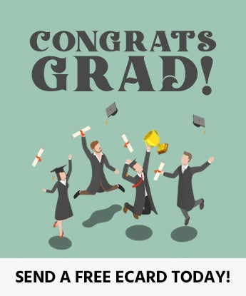 Congrats Grad! - Send A Free Ecards