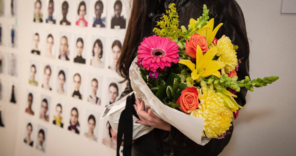 Jason Wu Wild Beauty, Fashion Inspired Bouquets