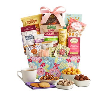 Mother's Day Gourmet Food & Gift Baskets