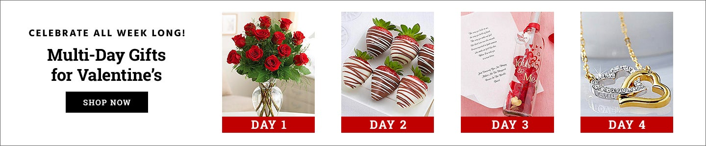 Valentine's Multiday Gifting