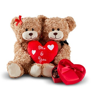 Valentine's Teddy Bears & More