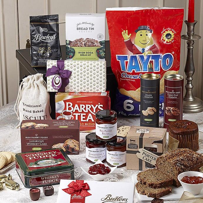 Traditional Irish Feast Hamper