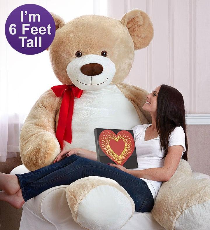 Lotsa Love® Beary Big Bear™