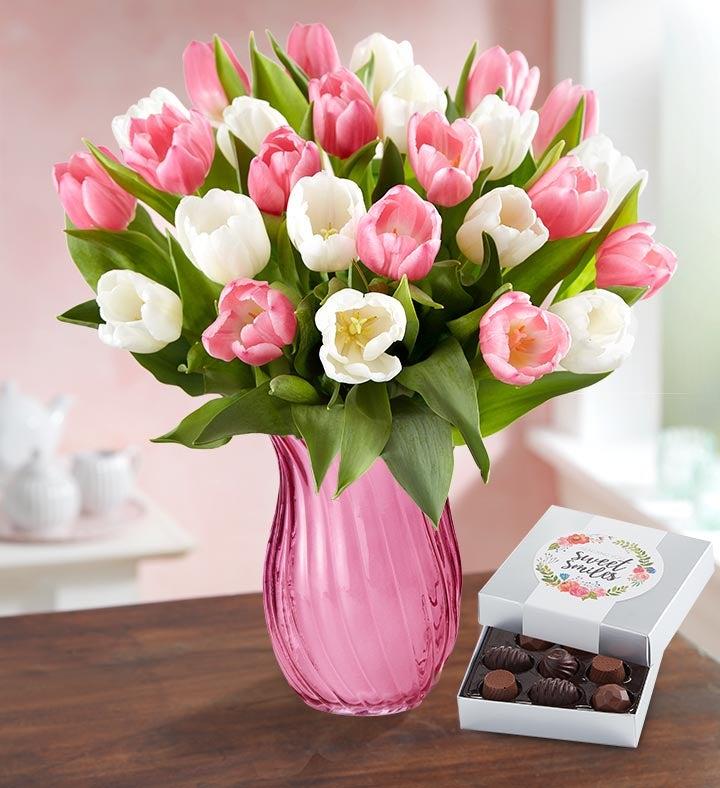 Sweet Spring Tulip Bouquet