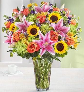 Birthday Flowers Bouquets Flower Arrangements