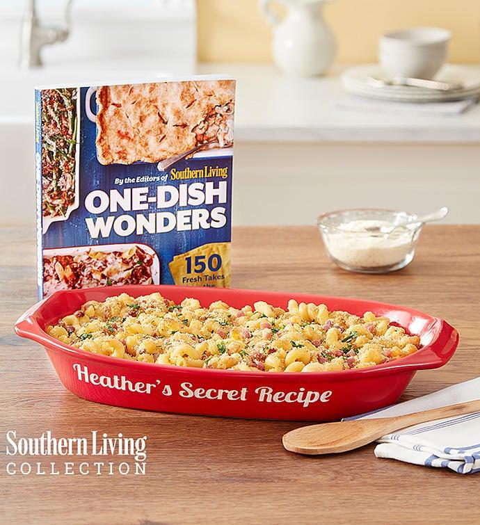 Southern Living® Personalized Casserole Dish