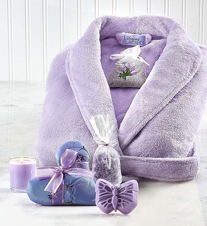 Sonoma Lavender Bath Gift Set