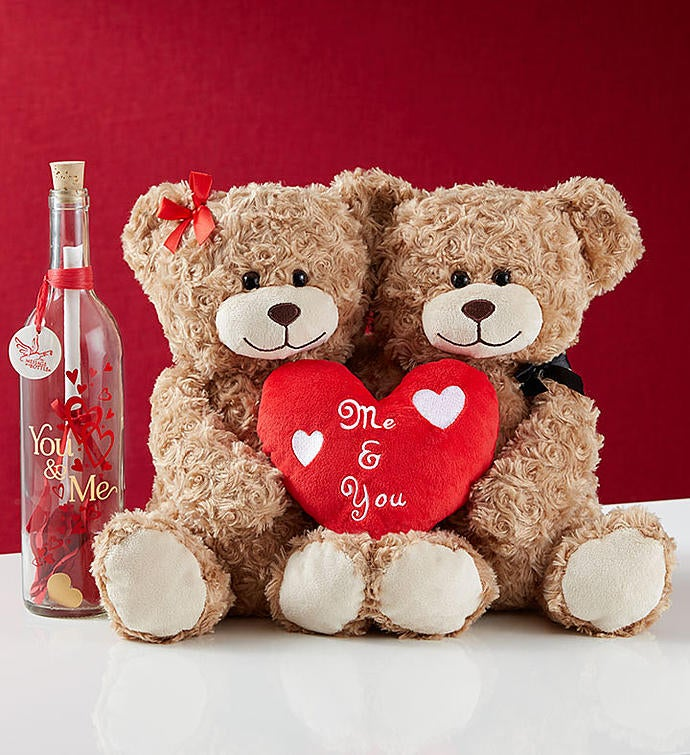 Valentine's Day Teddy Bear Delivery & Stuffed Animals