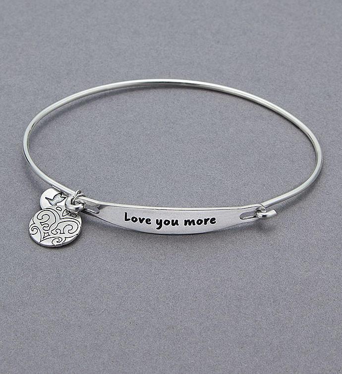 Chamilia® 'Love You More' Bracelet