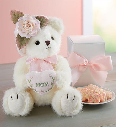Bearington® Bear For Mom With Cookies