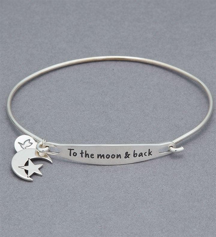 "Chamilia® ""To the Moon & Back"" Bracelet"