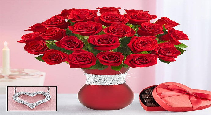Rose Delivery Send Rose Bouquets Long Stem Roses 1800flowers