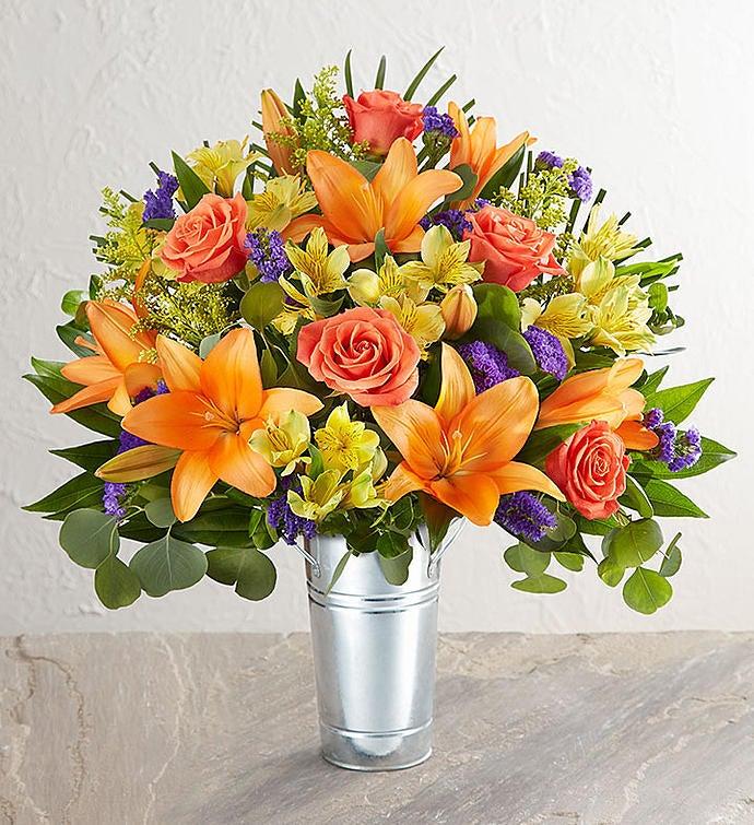 Wild Beauty Cheerful Bouquet