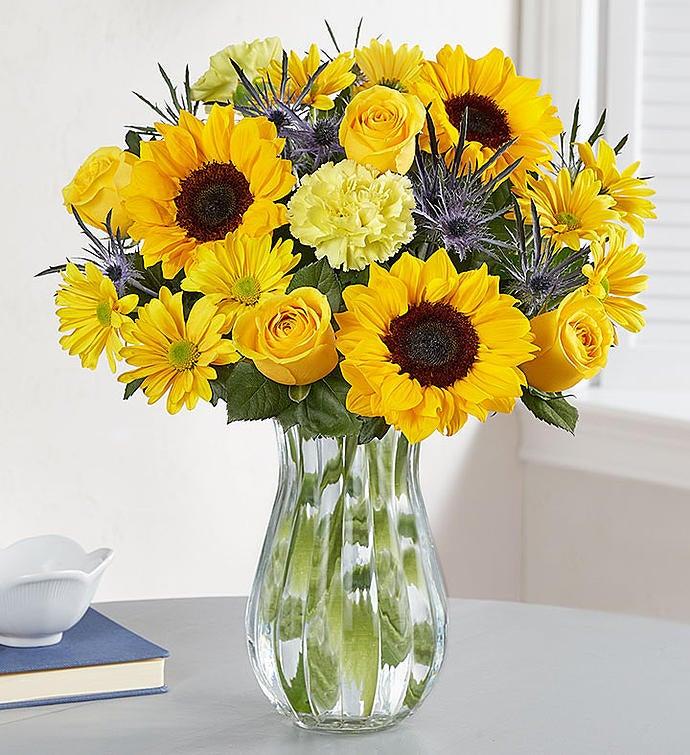 Radiant Sunshine Bouquet