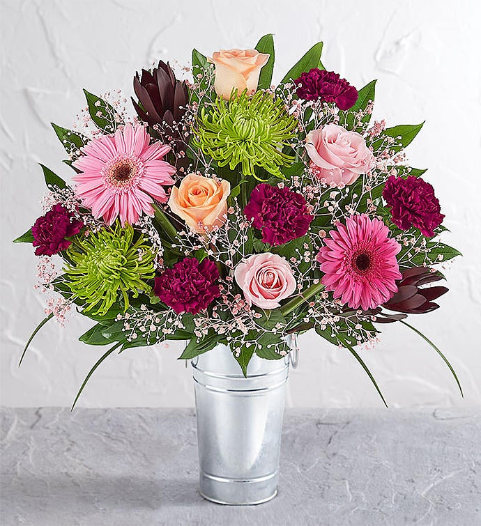 Wild Beauty Happiness Bouquet