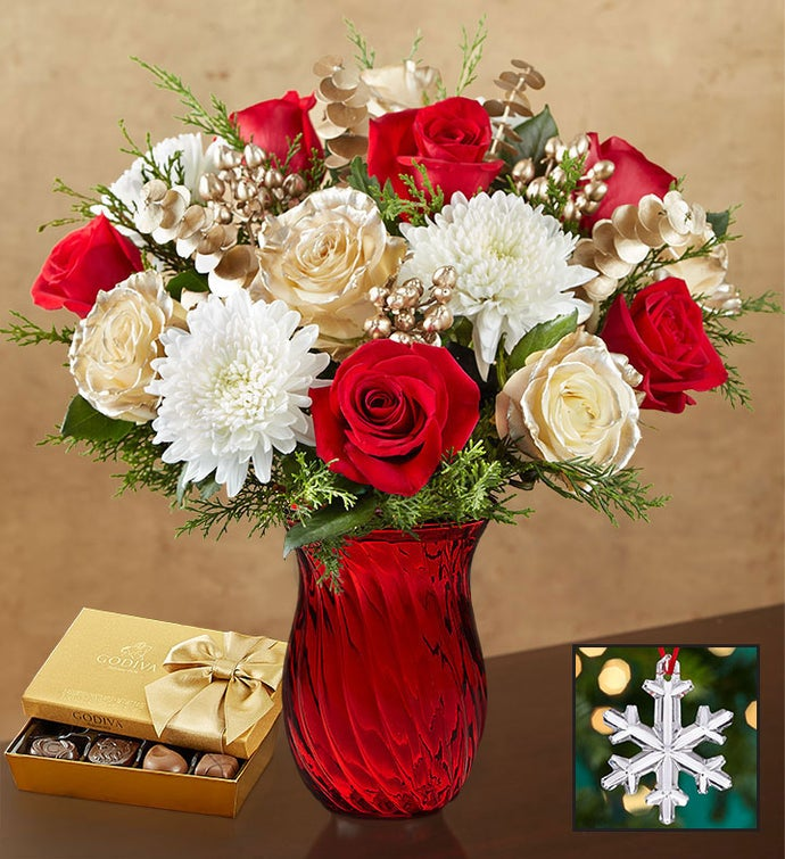 Christmas Elegance Bouquet