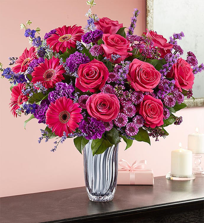 Because You're Mine™ Flower Bouquet