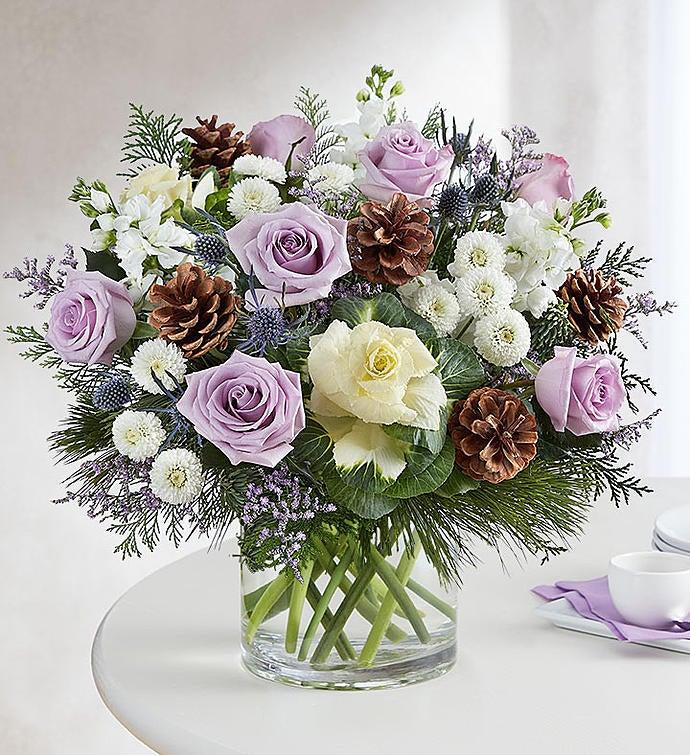 Winter Moonlight Bouquet