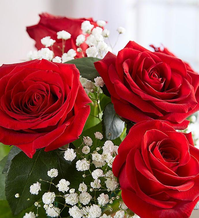 Ultimate Elegance™ Long Stem Red Roses